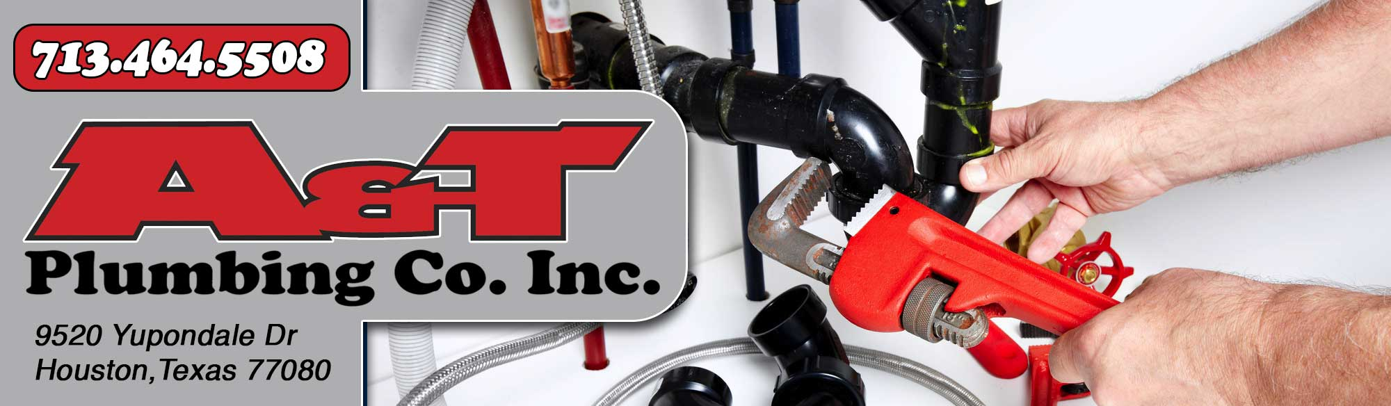 Residential Plumbing Services in the Houston Area