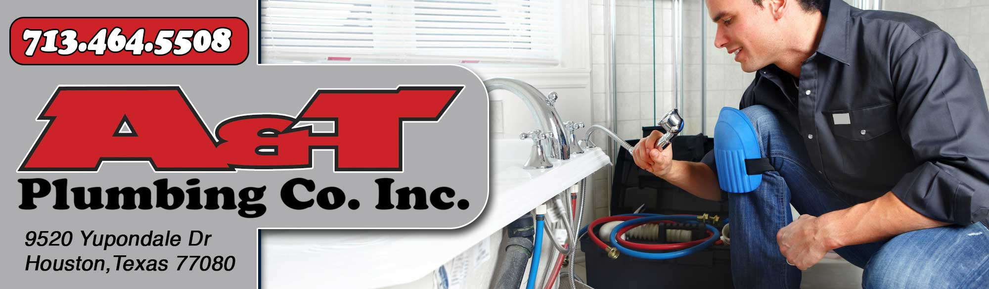 New Construction Plumbing Services in the Houston Area